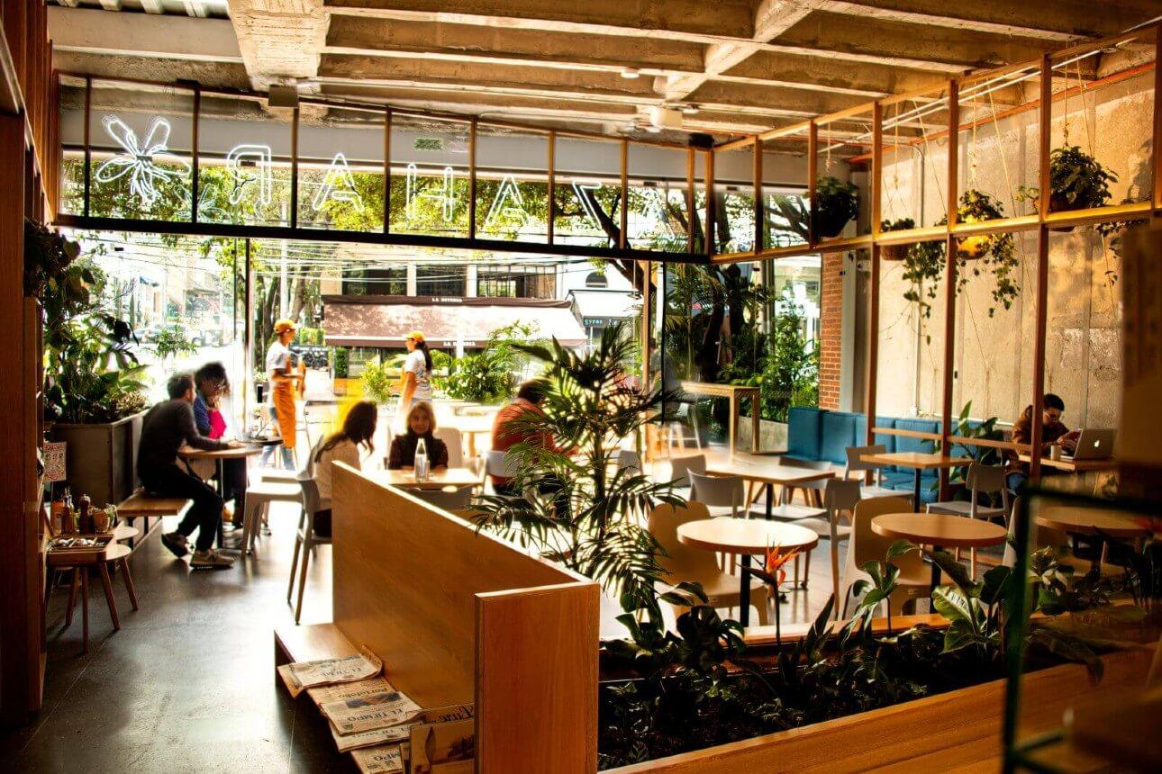 Azahar Café Nogal