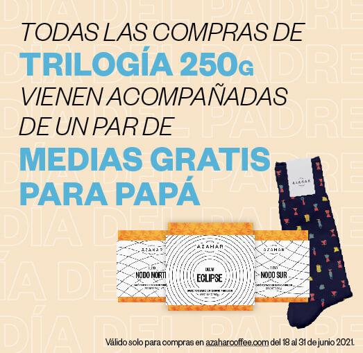 TRILOGIA 250GR REGALO